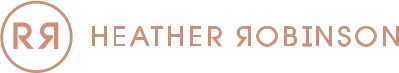 Heather Robinson Logo
